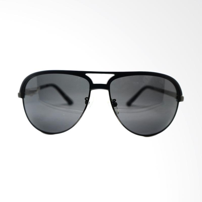Skyfix Kacamata - Black TR5004 C3