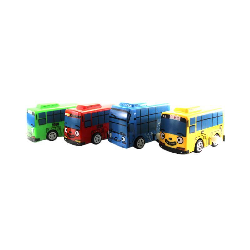 Tayo Mainan Edukasi 5 Bus Character