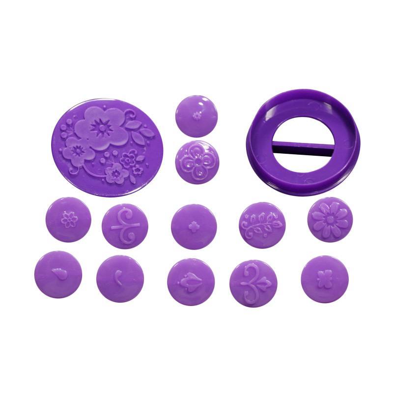 Cetakan Jelly Cupcake / Cake Decorating Set Peralatan Kue -…