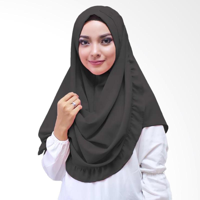 Milyarda Hijab Hijab Instan Oshi - Hitam