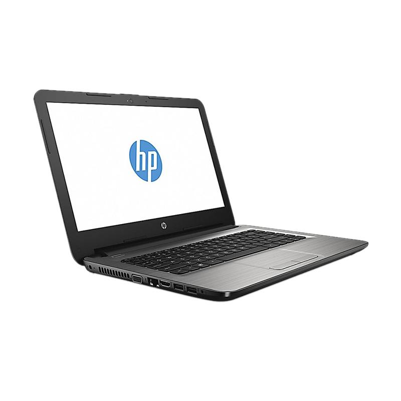 HP 14-BS003TU Notebook - Gray [Intel Celeron N3060/4GB/14 Inch/DOS]