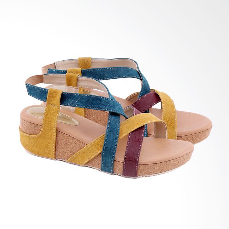 Garucci GRR 5191 Sepatu Wedges Wanita
