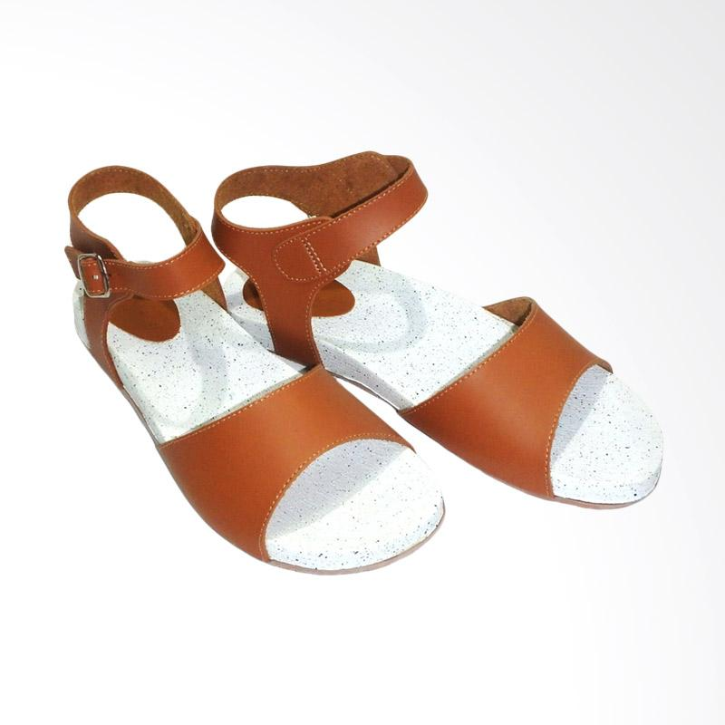 Aerilyn Tinker K Women Flats Sandal - Tan