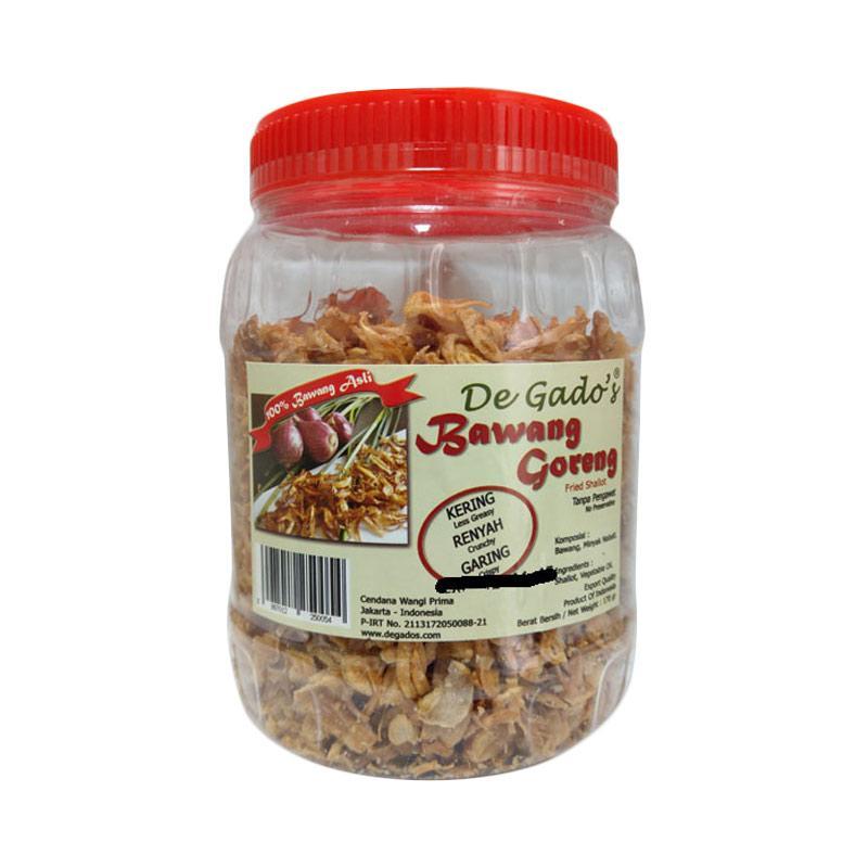 De Gado's Bawang Goreng Toples [170 g]