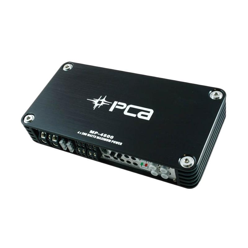 PCA MP-4800 4 Channel Power Amplifier Mobil - HItam
