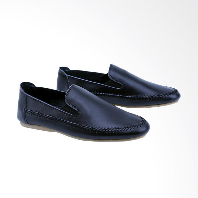 Garsel Sepatu Slip On Kasual Pria GL 1606
