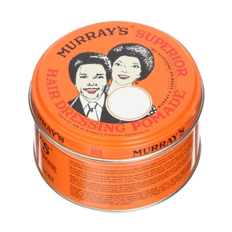 Murrays Superior Hair Dressing Pomade