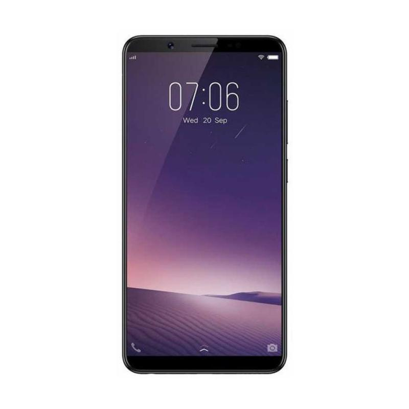 VIVO V7 Smartphone - Black [32GB/ 4GB]