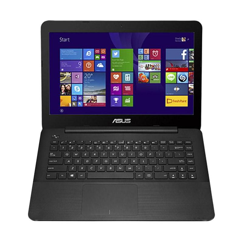 ASUS X454YA-BX801T Notebook - Black [QuadCore A8-7410/4GB/500GB/AMD Radeon R5/14