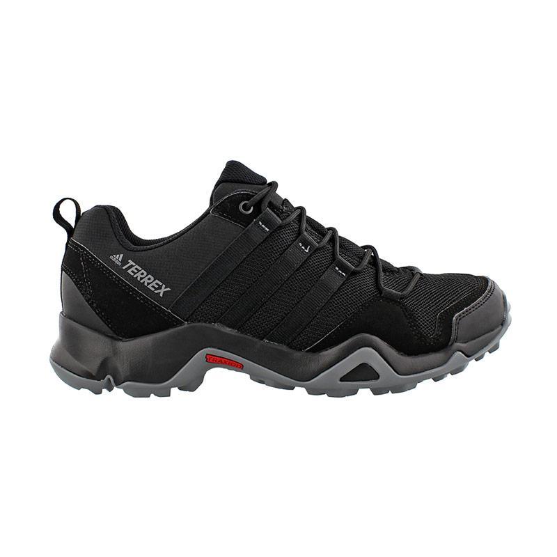 harga adidas Original Terrex AX2R Sepatu Outdoor Pria - Black [BA8041] Blibli.com