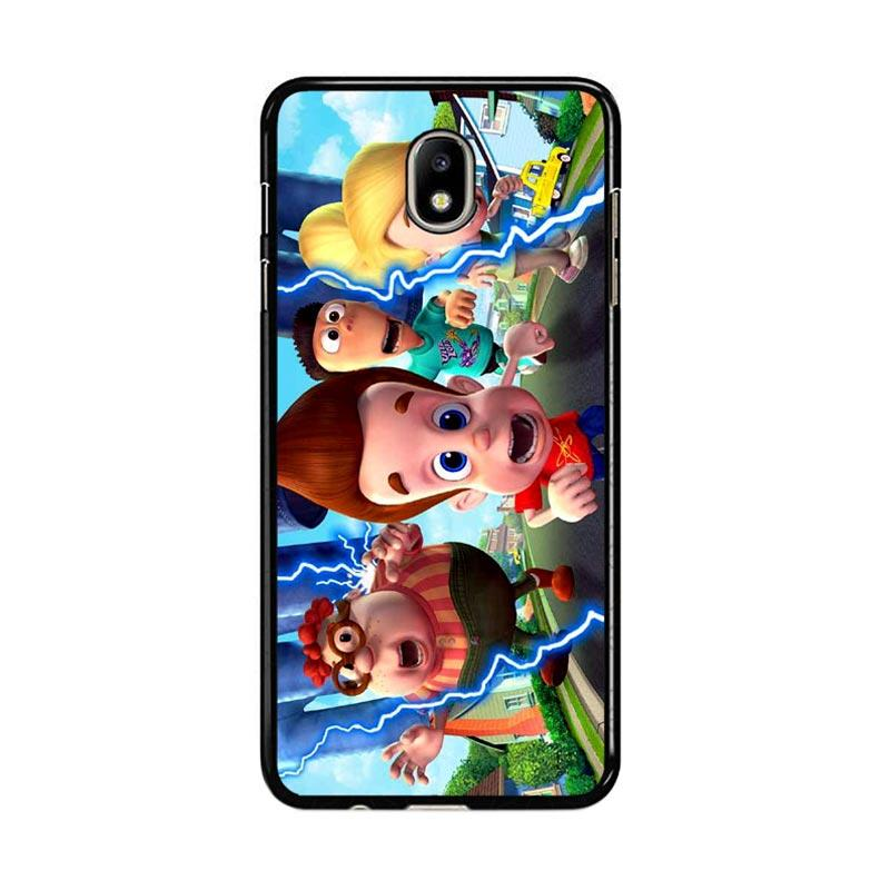 Flazzstore The Adventures Of Jimmy Neutron Z1335 Custom Casing for Samsung Galaxy J5 Pro 2017