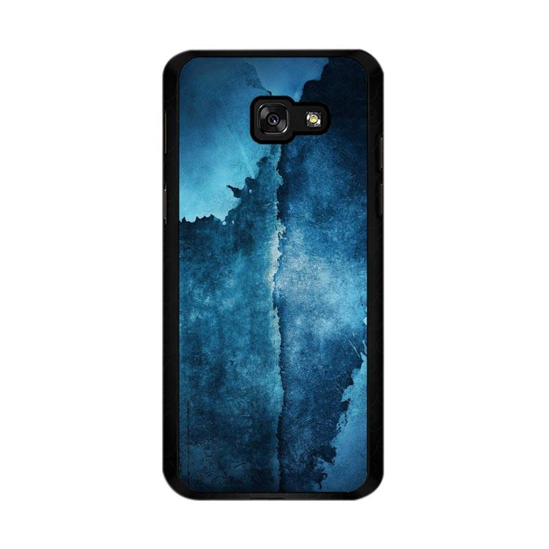 Flazzstore Abstrak Wall O0241 Custom Casing for Samsung Galaxy A5 2017
