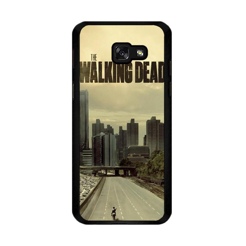 Flazzstore Walking Dead Daryl Dixon F0243 Custom Casing for Samsung Galaxy A5 2017