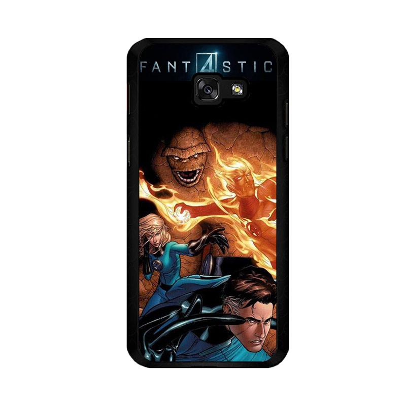 Flazzstore Fantastic Four Fantastic Four Z0014 Custom Casing for Samsung Galaxy A5 2017