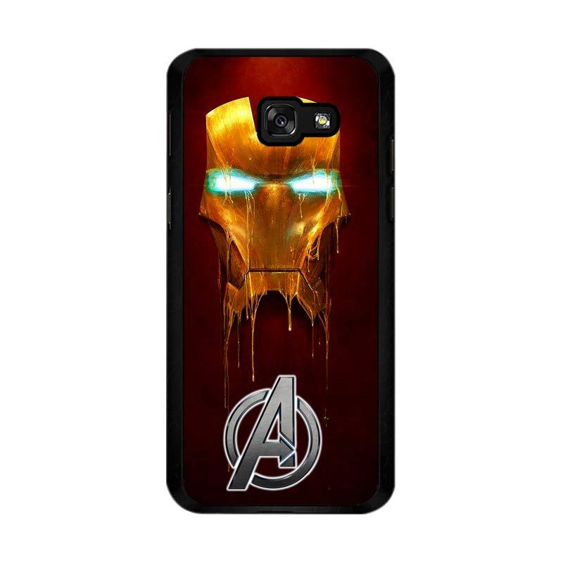 Flazzstore Ironman The Avengers Painting Z0262 Custom Casing for Samsung Galaxy A5 2017