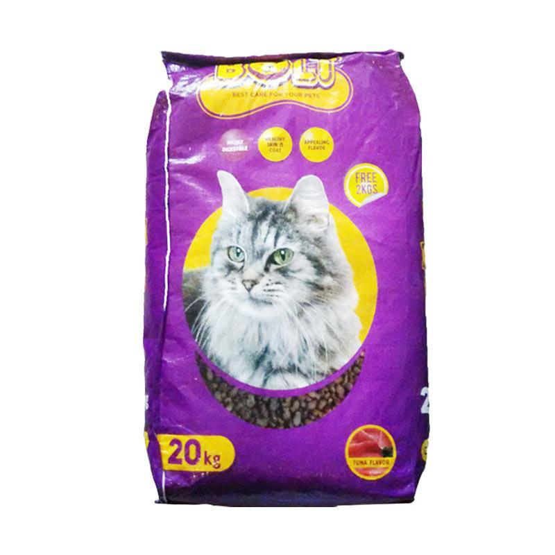 Jual Bolt Cat Makanan Kucing 20 Kg Murah Januari 2020 Blibli Com