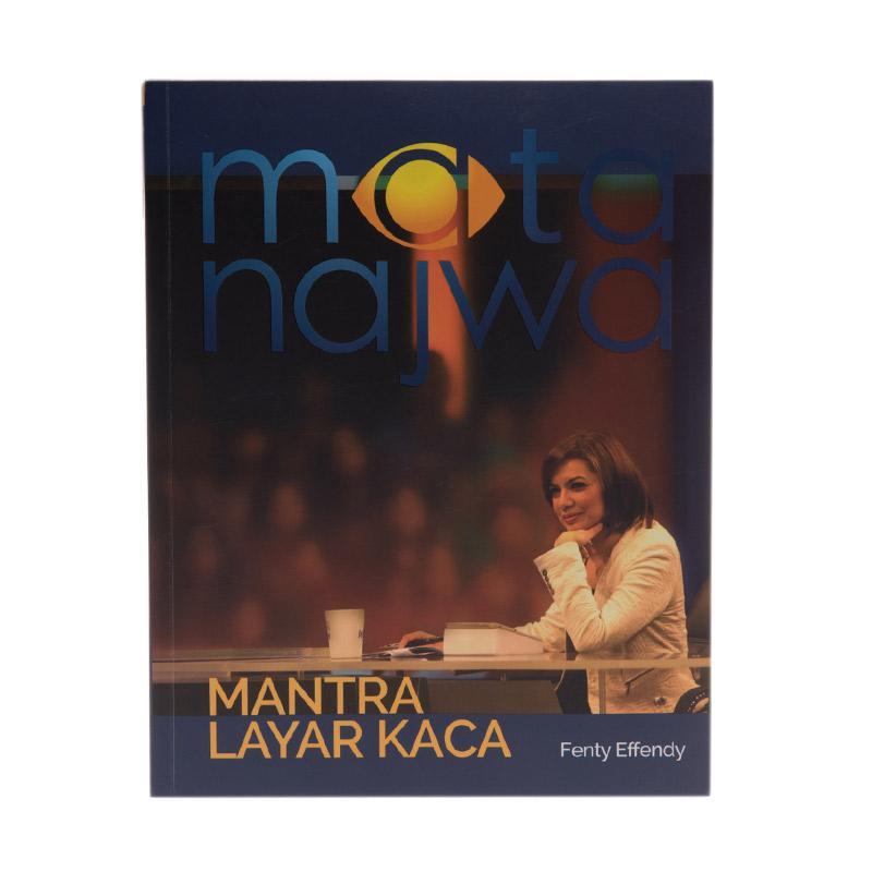 Media Indonesia Mata Najwa Mantra Layar Kaca Buku