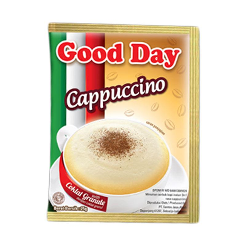 Good Day Cappuchino Kopi Instan