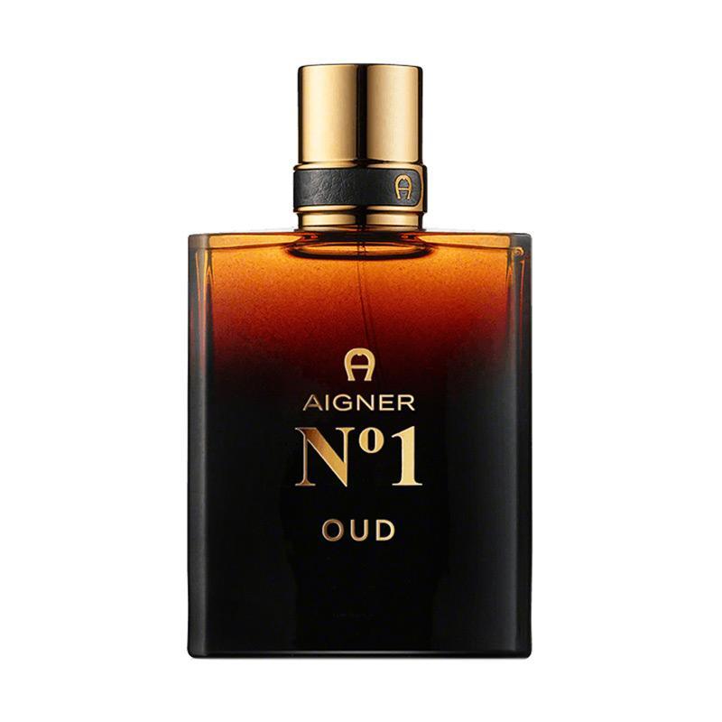 Aigner No 1 Oud EDP Parfum Pria [100 mL]