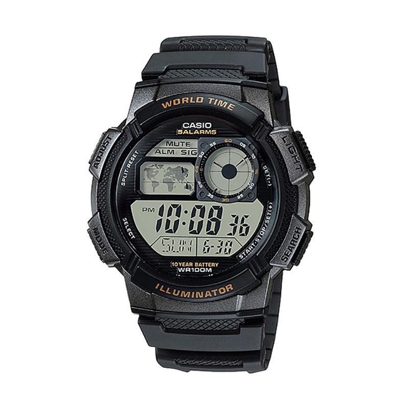 Casio Jam Tangan Unisex AE-1000W-1AVDF