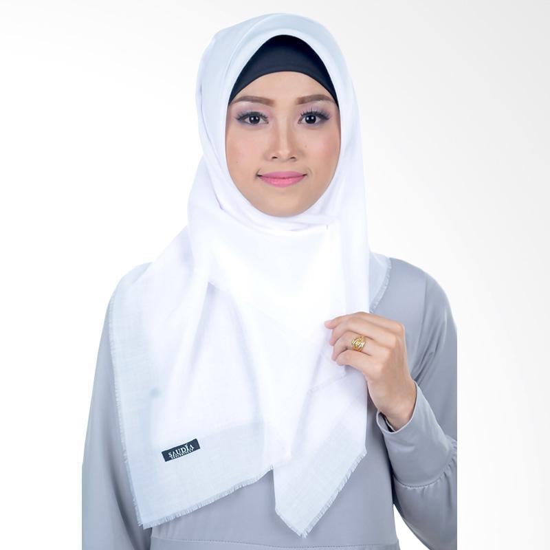 inara house saudi hijab putih