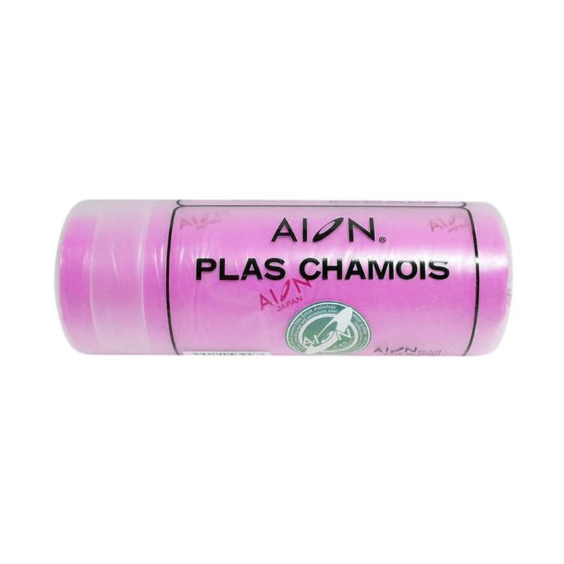 harga Aion Plas Chamois Lap Kanebo - Ungu Blibli.com