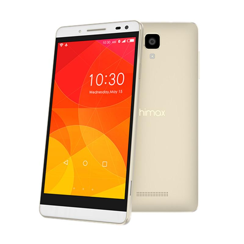 Himax Pure 3S Smartphone - Gold