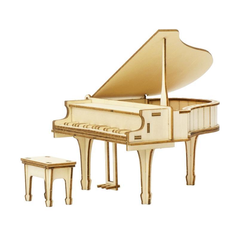 Kigumi Piano 3D Puzzle
