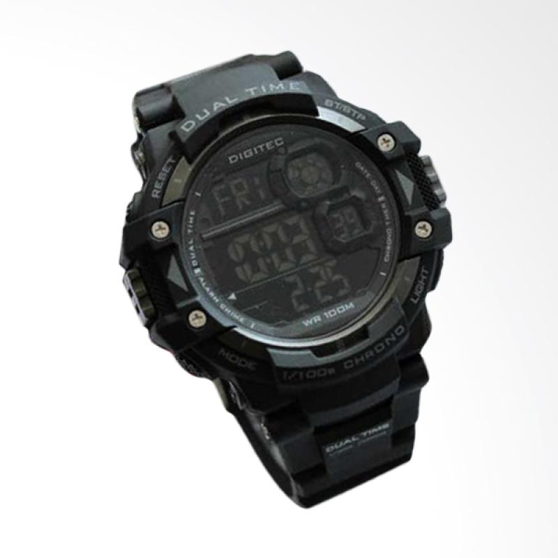 Digitec Jam Tangan Pria - Black V333FB