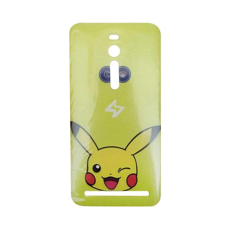 FDT TPU Pokemon 002 Casing for Asus ZenFone 2 5.5 Inch