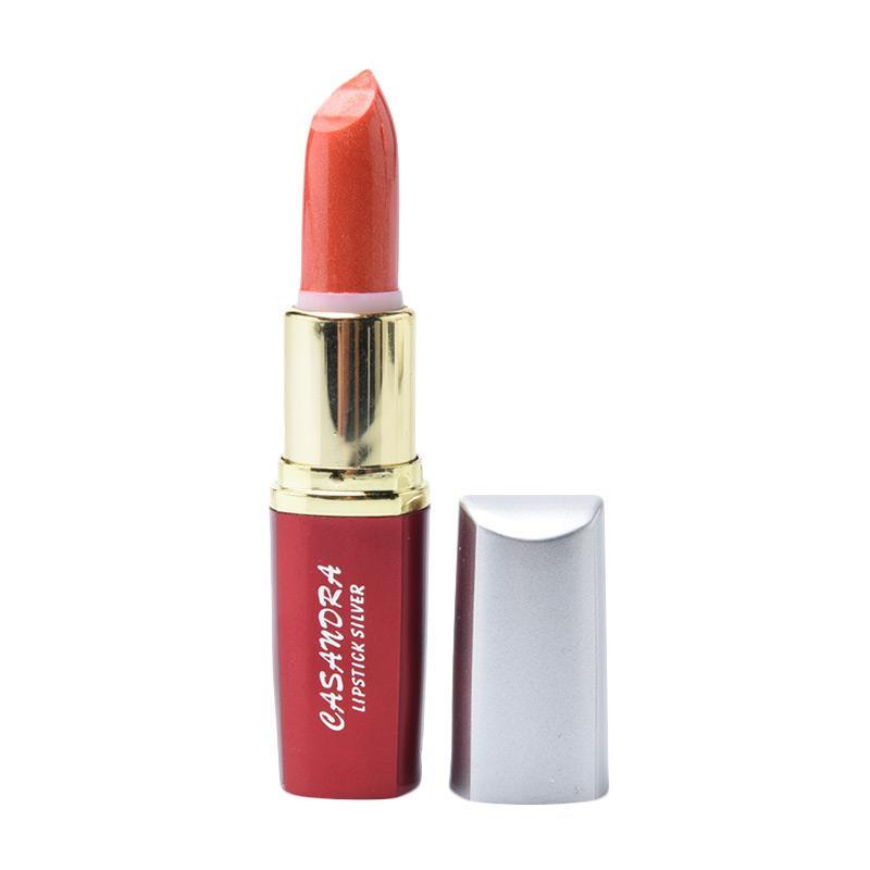 Casandra Silver Lipstick - No 2