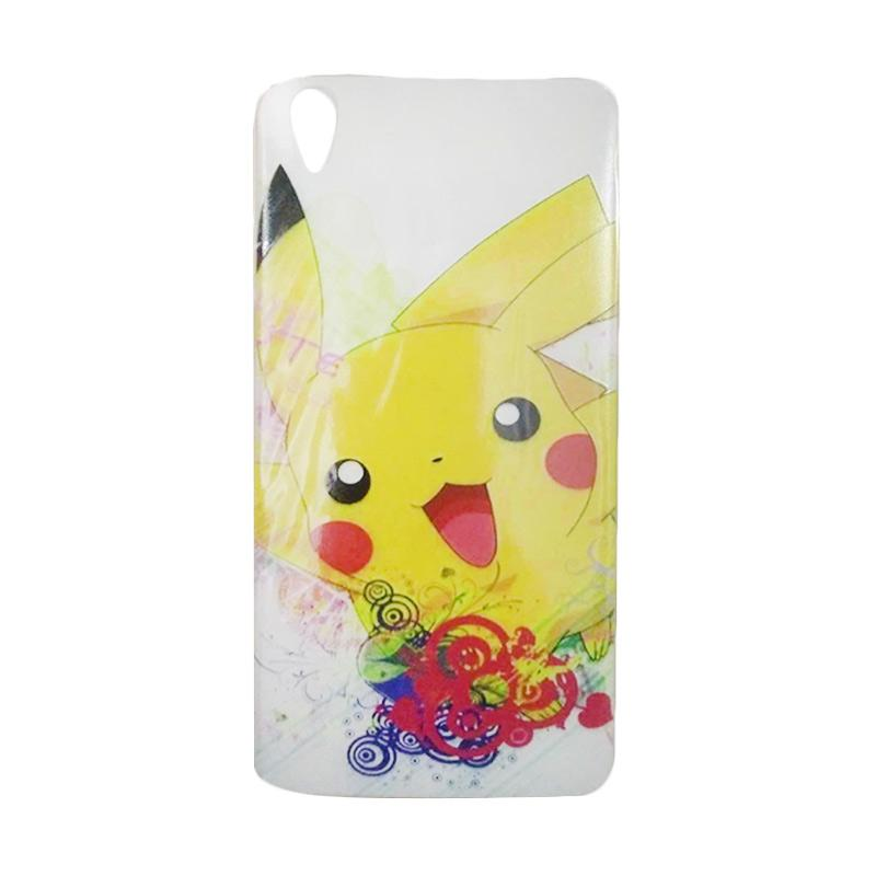FDT TPU Pokemon 007 Casing for Oppo F1 Plus - R9