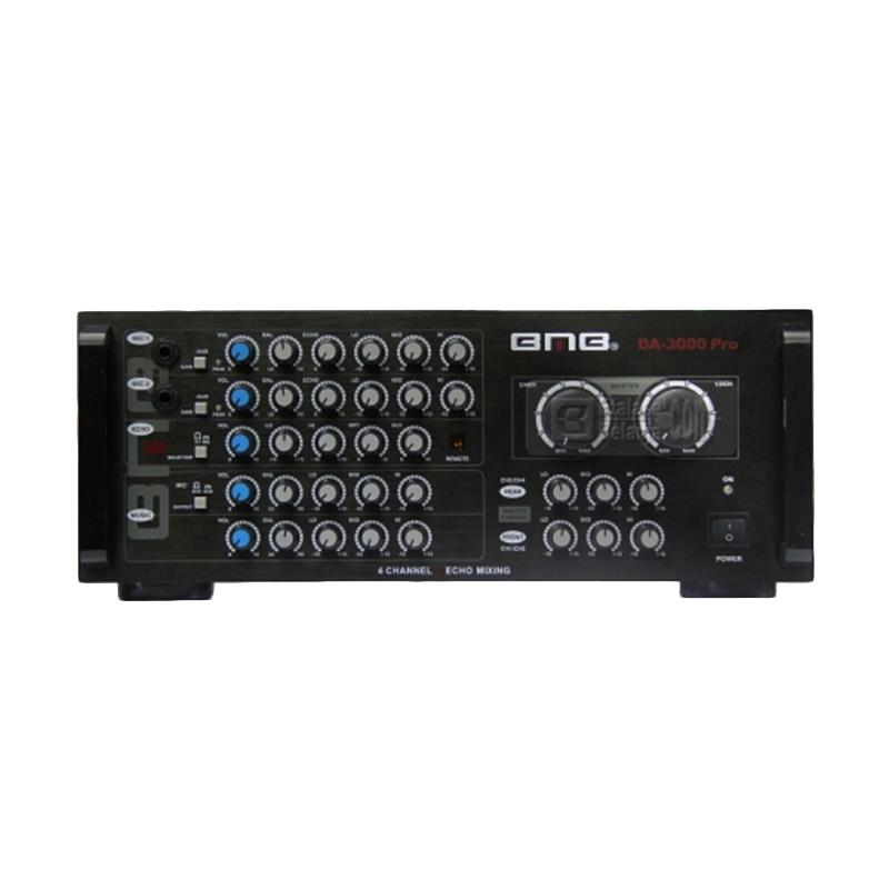 harga BMB DA-3000 PRO Karaoke Amplifier [Stereo] Blibli.com