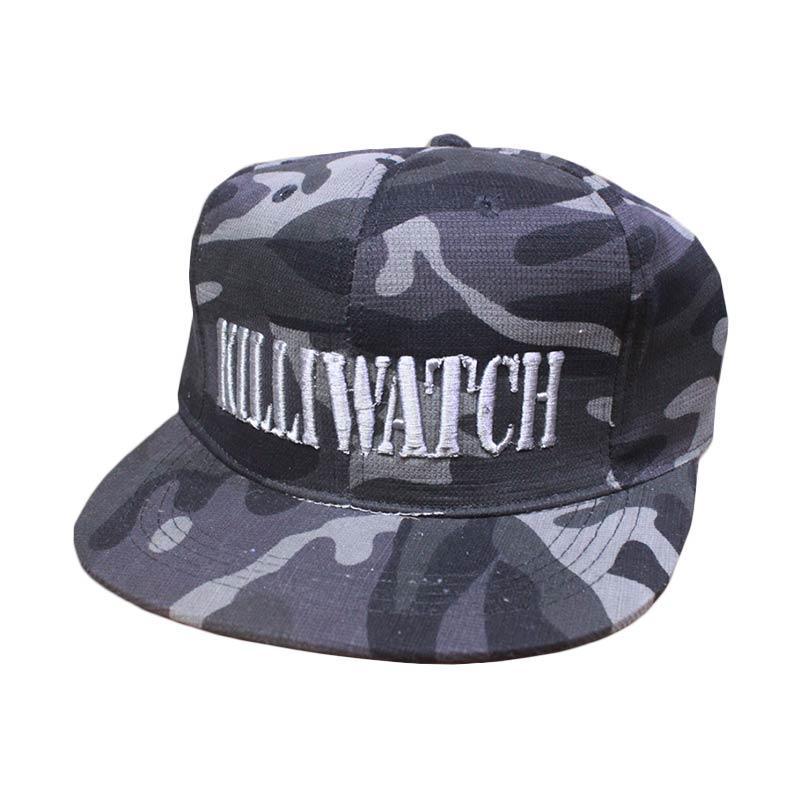 Killiwatch Army Snapback