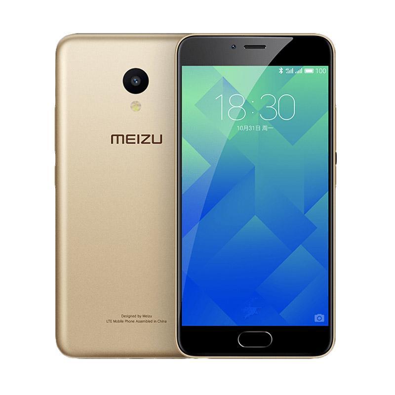 Meizu M5 Smartphone - Gold [16GB/2GB]