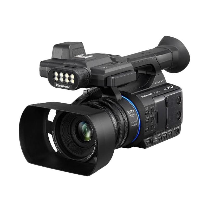 Panasonic HC-PV100 HD Camcorder Extra diskon 7% setiap hari Extra diskon 5% setiap hari Citibank – lebih hemat 10%