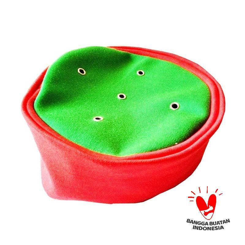 harga Peci Maiyah Cak Nun Perlengkapan Sholat - Red Green Blibli.com
