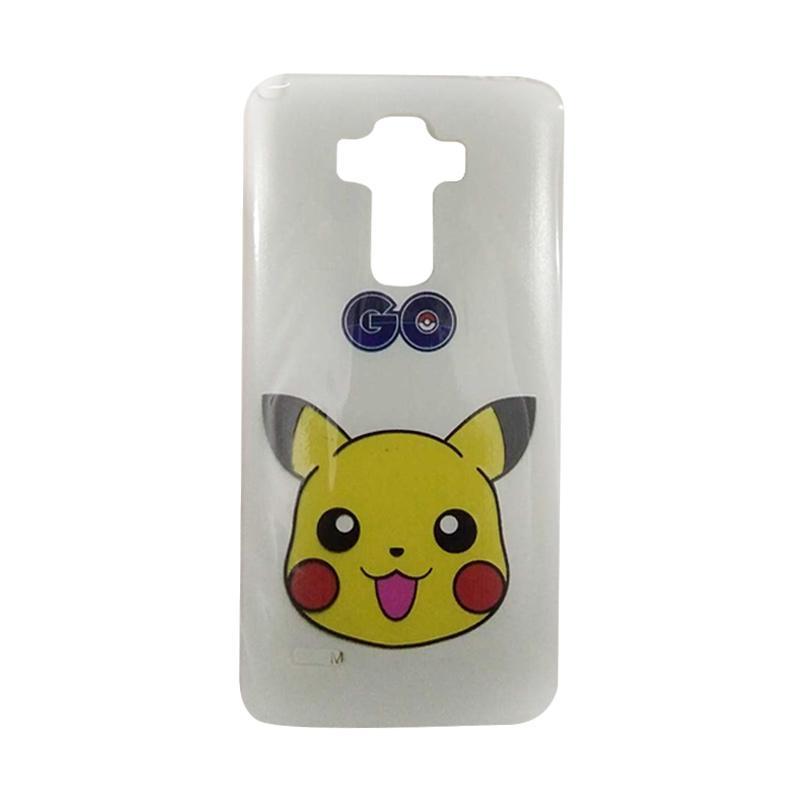 FDT TPU Pokemon 009 Casing for LG G4 Stylus H540