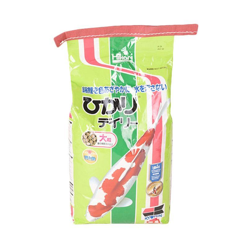 Hikari Economy Pakan Koi [Large Pellet @4kg] by IOKOI Fish