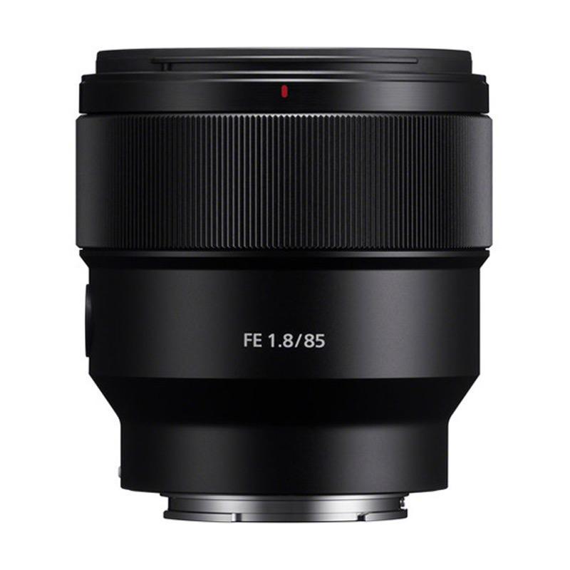 Sony Lens FE 85mm f/1.8