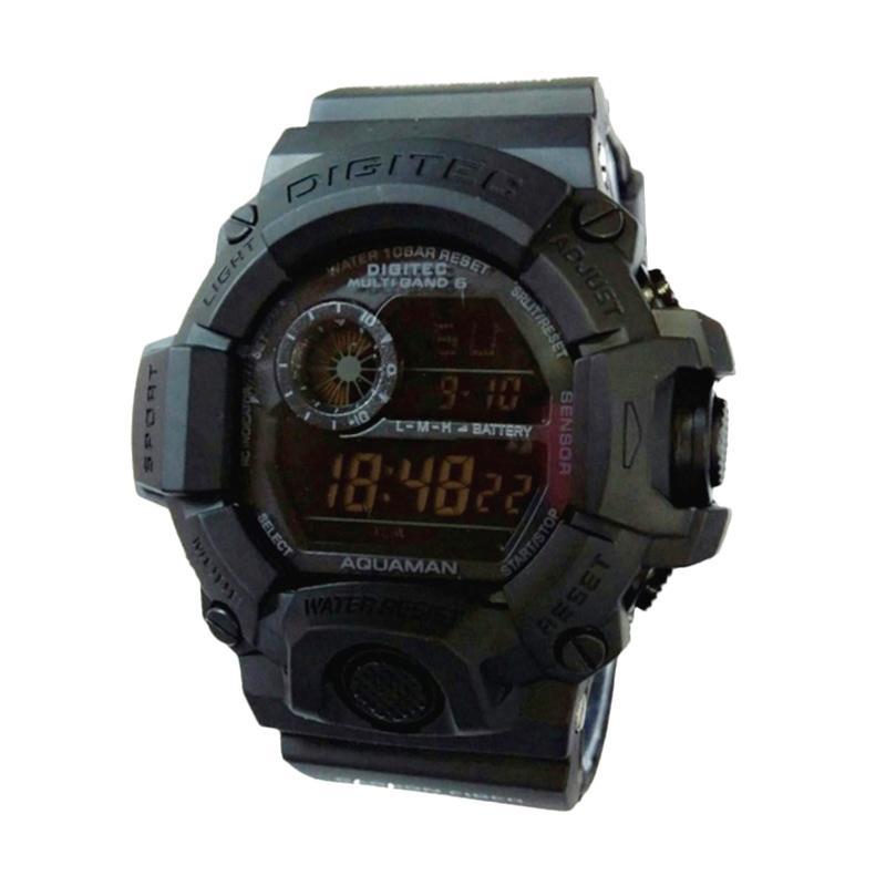 Digitec DG2064T Jam Tangan Pria - Black
