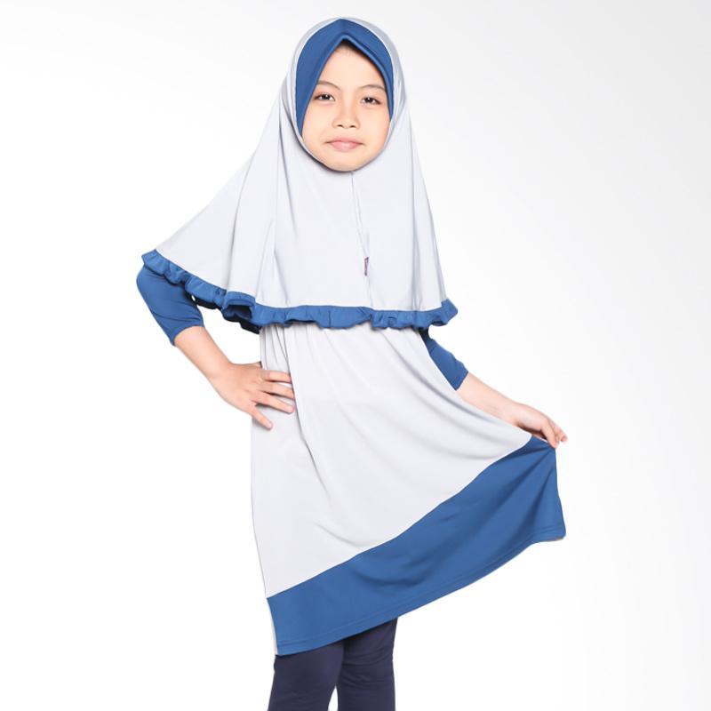 Allev Hayya Baju Muslim Anak - Abu