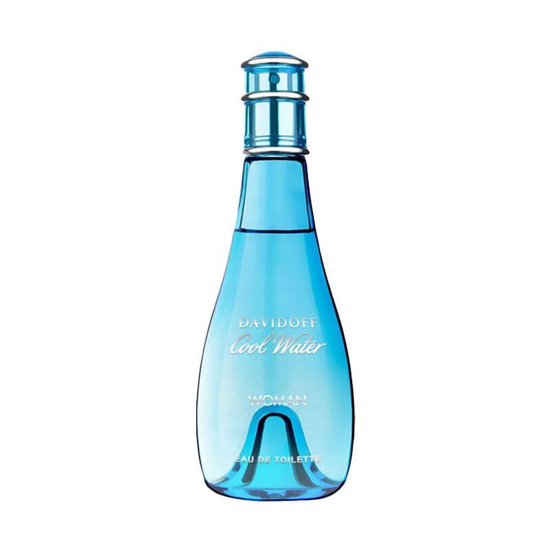 Davidoff Cool Water Woman EDT Tester [100 ML]