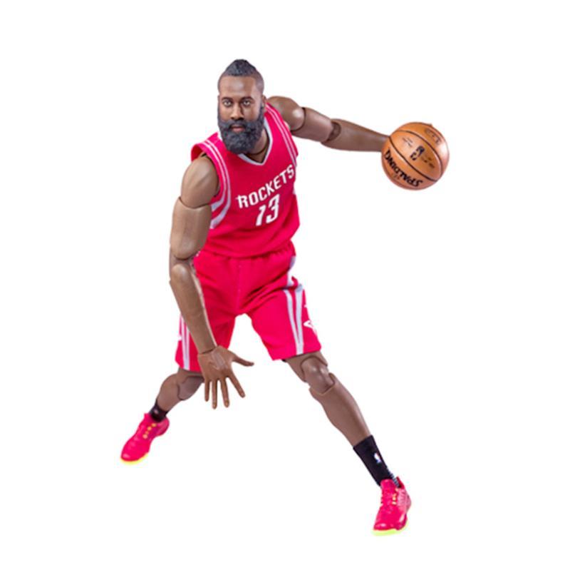 Enterbay NBA 1-9 James Harden MM-1202 Action Figure