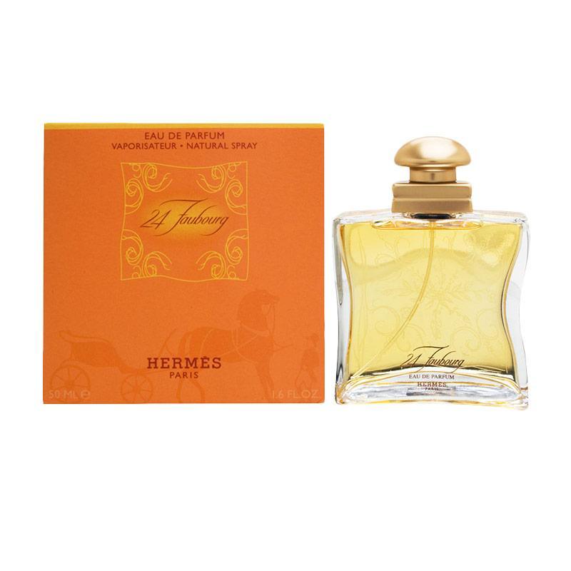Hermes 24 Faubourg Women EDT Parfum Wanita [100 mL]