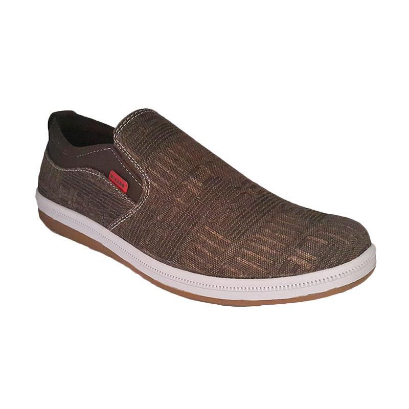 Mikado PE 013 HR Sneaker - Dark Brown