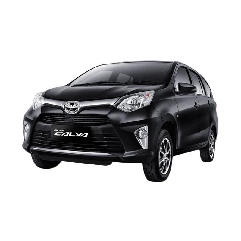 Toyota Calya 1.2 E M/T Mobil - Black
