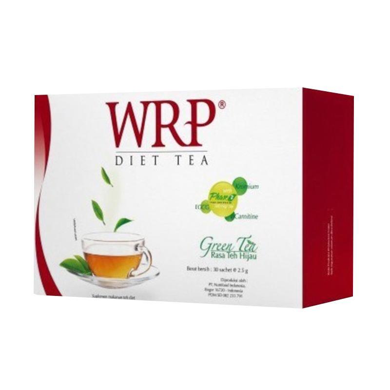 harga WRP Diet Tea Suplemen Pembakar Lemak [10 pcs] Blibli.com
