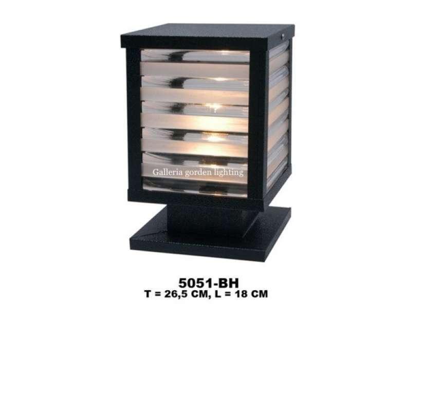 Jual Lampu Taman Pilar Minimalis 5051 Online Maret 2021 Blibli