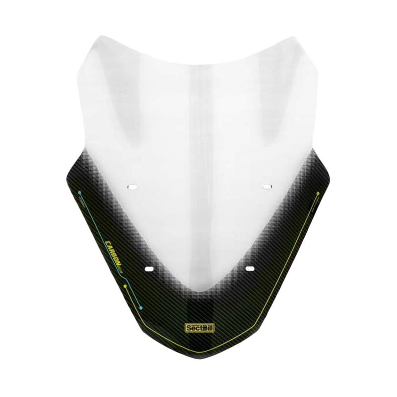 Sectbill Vector Carbon Windshield